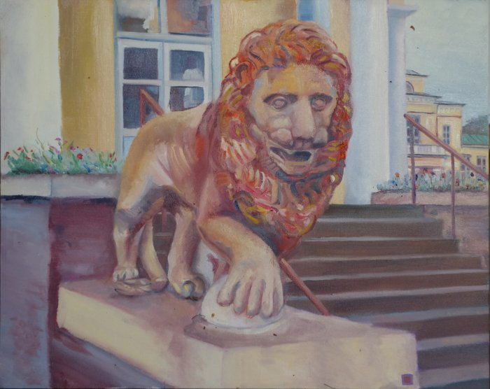 Le Lion de Maryino_
